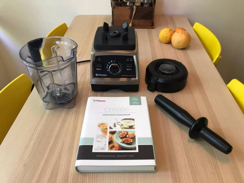Brand New Vitamix Blender Professional Series 750