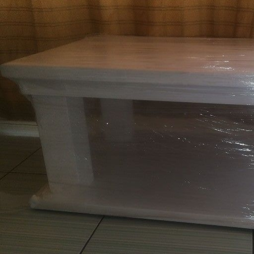New white coffee table