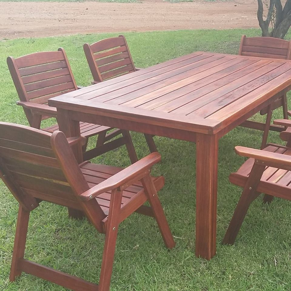 Garden And Patio Furniture Available