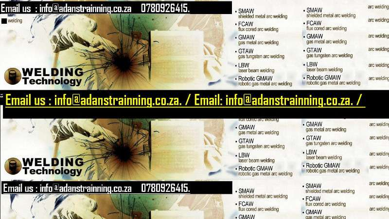 welding training Co2 Argon Arc Aluminium welding boilermaking courses training and artisan trade test #0739075362