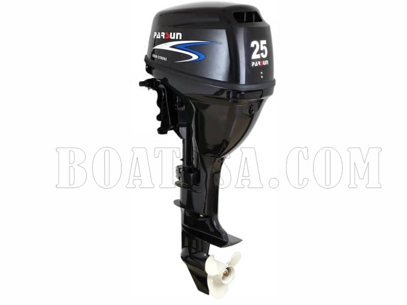 PARSUN OUTBOARD 25HP LONG SHAFT ELECTRIC