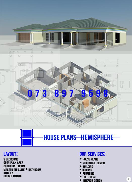 House Plans in Limpopo |Polokwane| Lebowakgomo| Burgersfort|