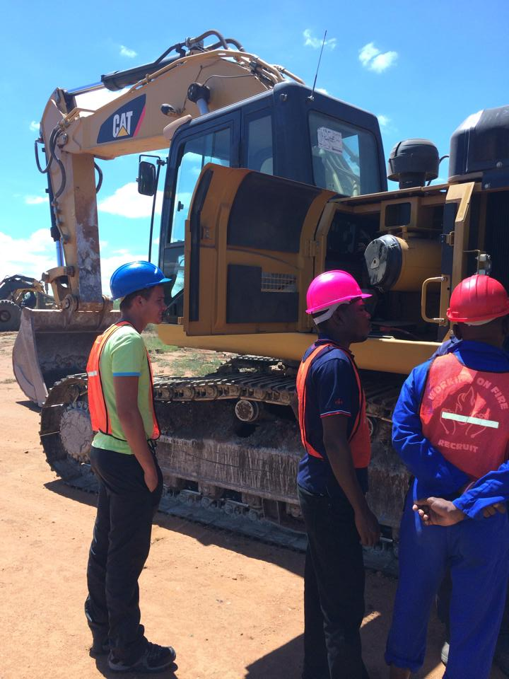 FORKLIFT,REACH TRUCK,CHERRY PICKER ,FIRST AID,FIRE FIGHTING REFRESHER TRAINING IN LEPHALALE,TZANEEN,MESSIN27795319990