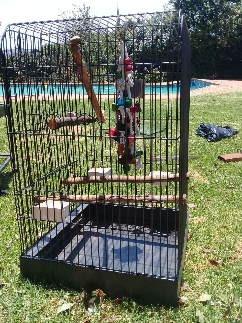Parrot cage for sale -