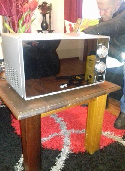Defy Microwave 20l