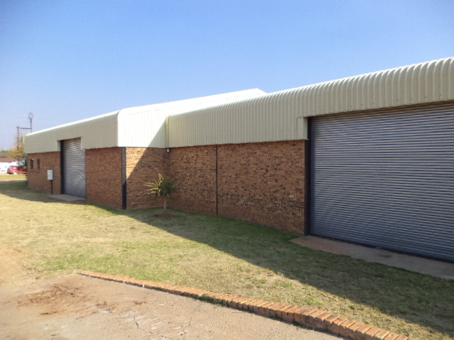 MINI WAREHOUSES WITH COLDROOMS FOR SALE