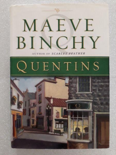 Quentins - Maeve Binchy.