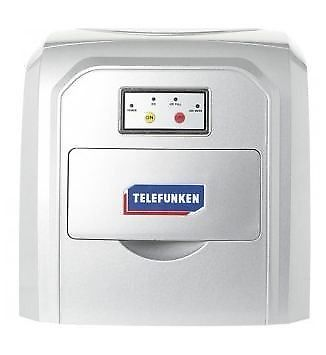 Telefunken TIM-09S 1.8L Ice Maker. Demo Item. Retail: R 2278. Our Price: R 1200