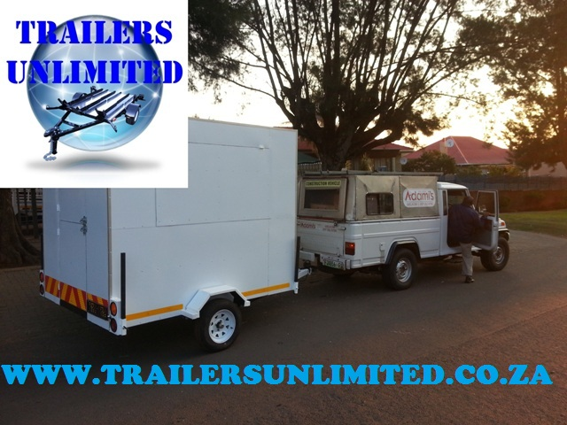 CATERING TRAILERS 2400 X 1800 X 2000