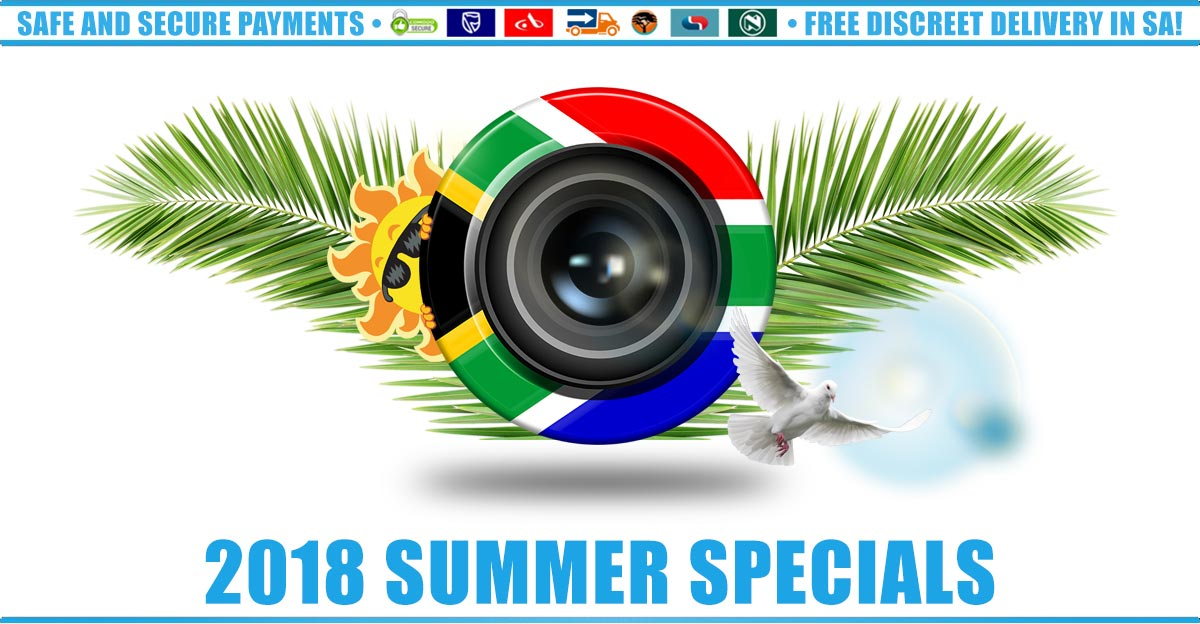 Brand New Outdoor IP Camera from Spy Shop SA