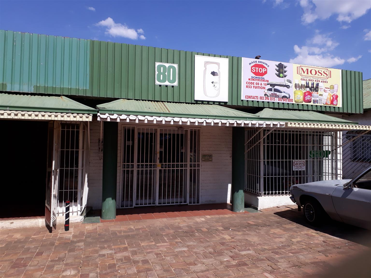ROSETTENVILLE MAIN STREET _COMMERCIAL & BUSINESS