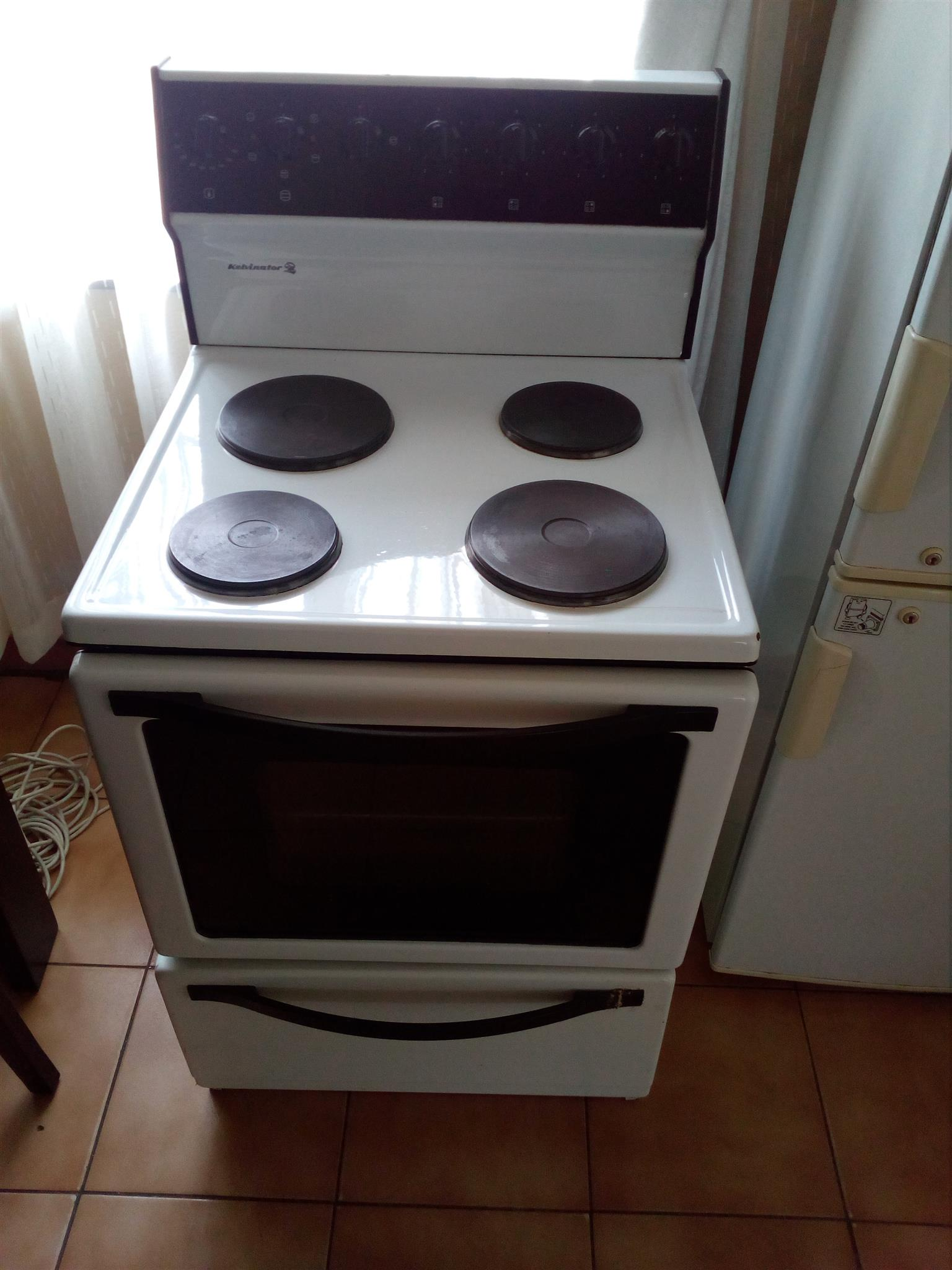 stove  (used) for sale
