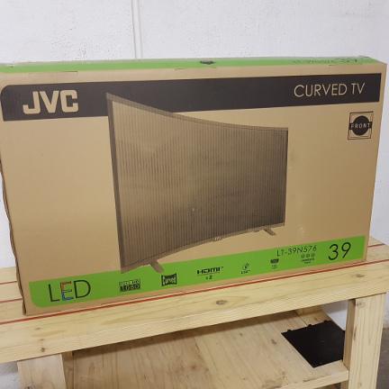 new jvc 39″ full curved led tv (model no: lt-39n576)