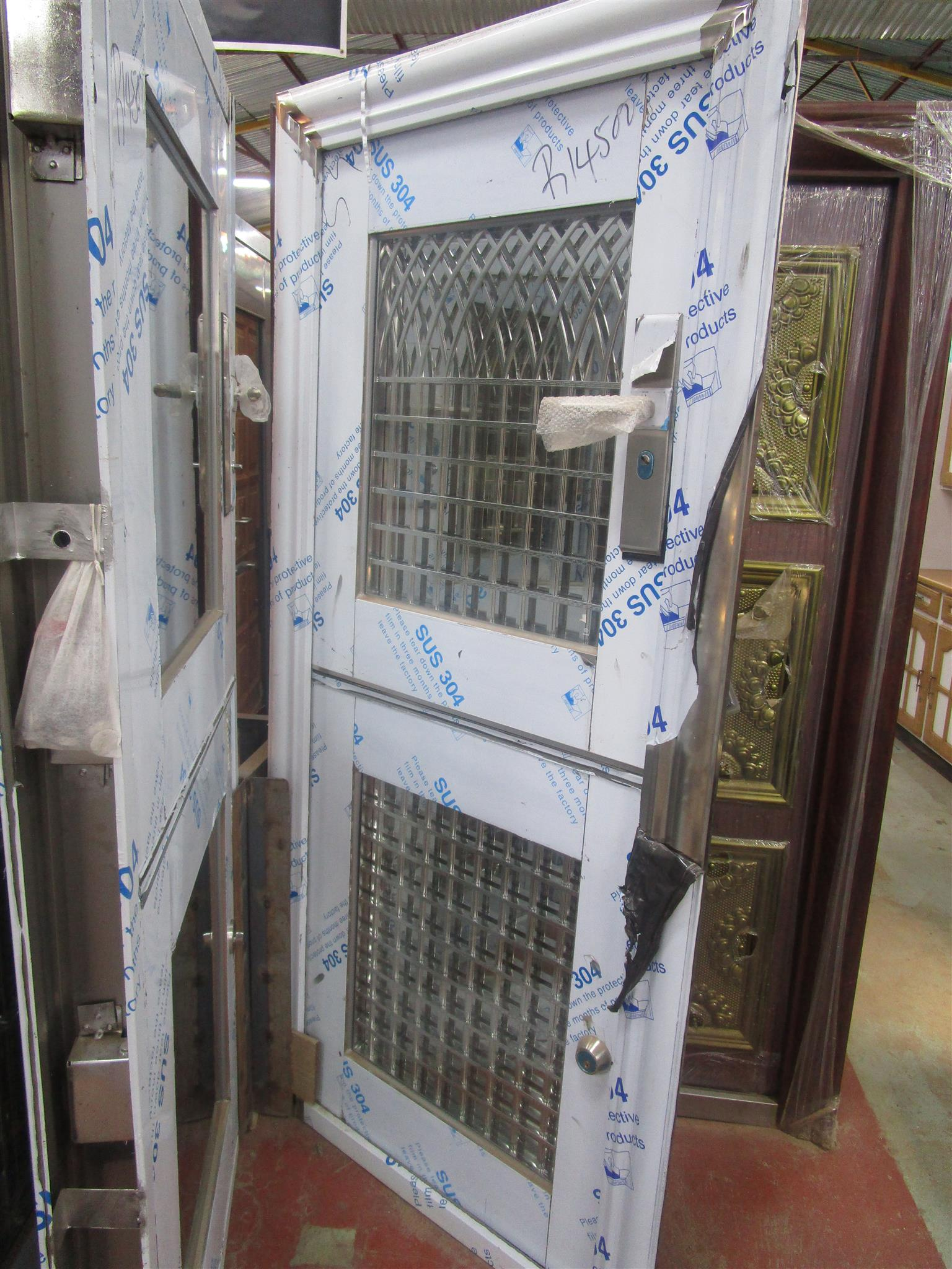 ALUMINIUM STABLE DOOR