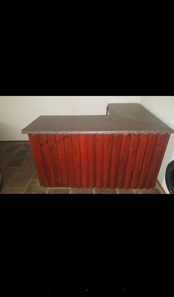 Corner bar unit for sale