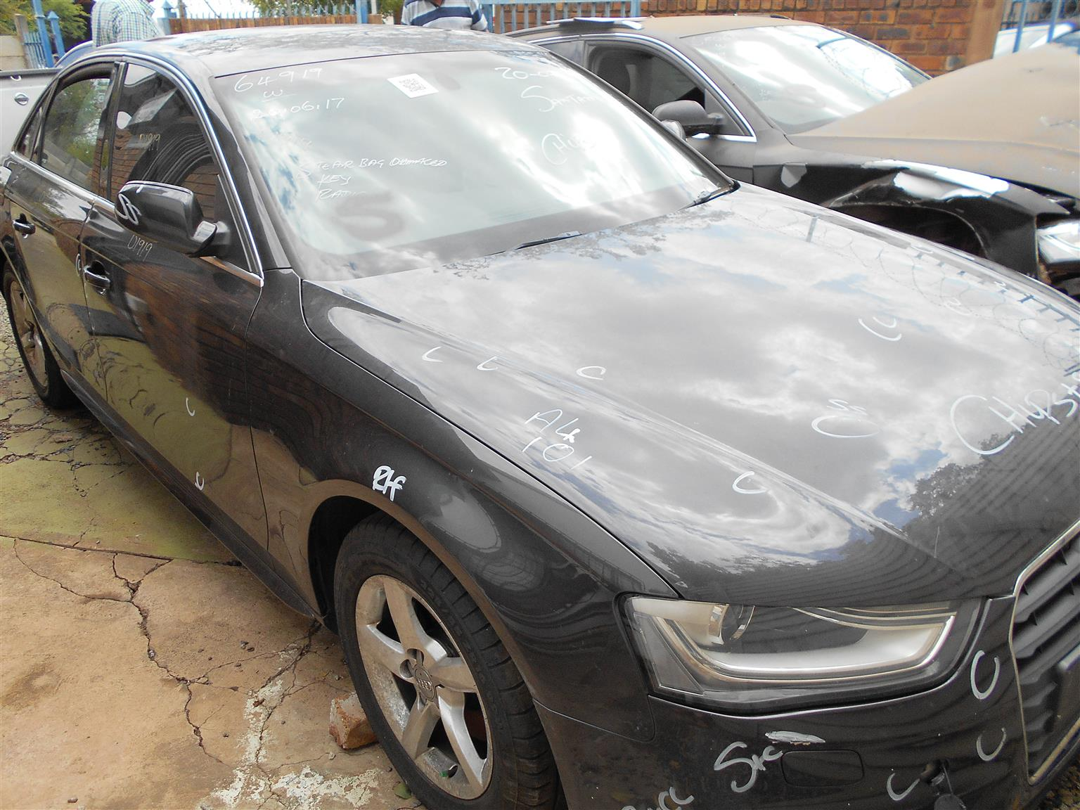 Audi A4 B8 2012 Stripping For Parts Spares Junk Mail