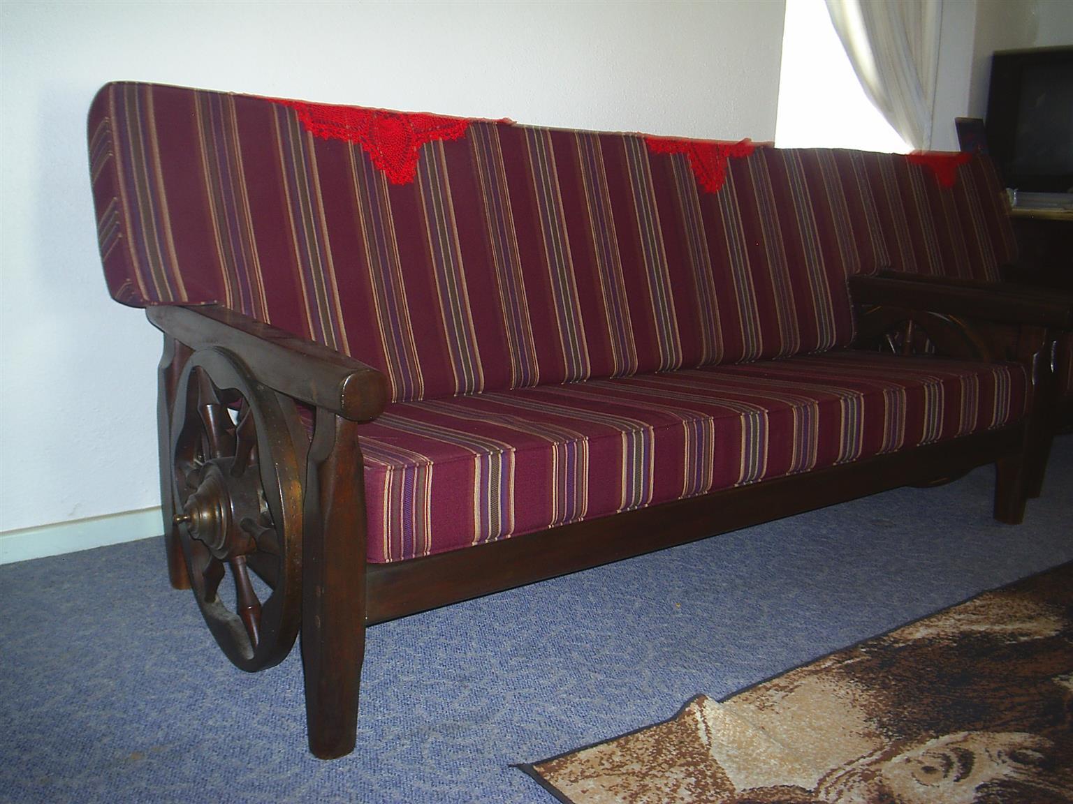 Solid Embuia Sitting Room Suite