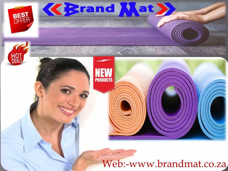 Personalized mats in Johannesburg  | brandmat