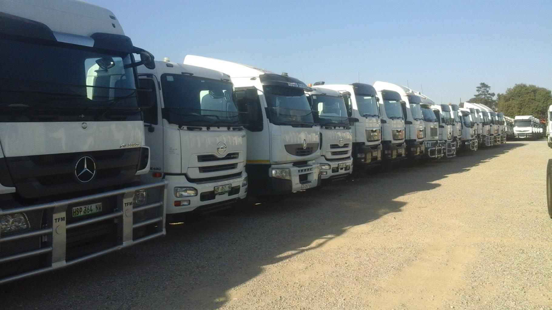Earn fast money in logistics!