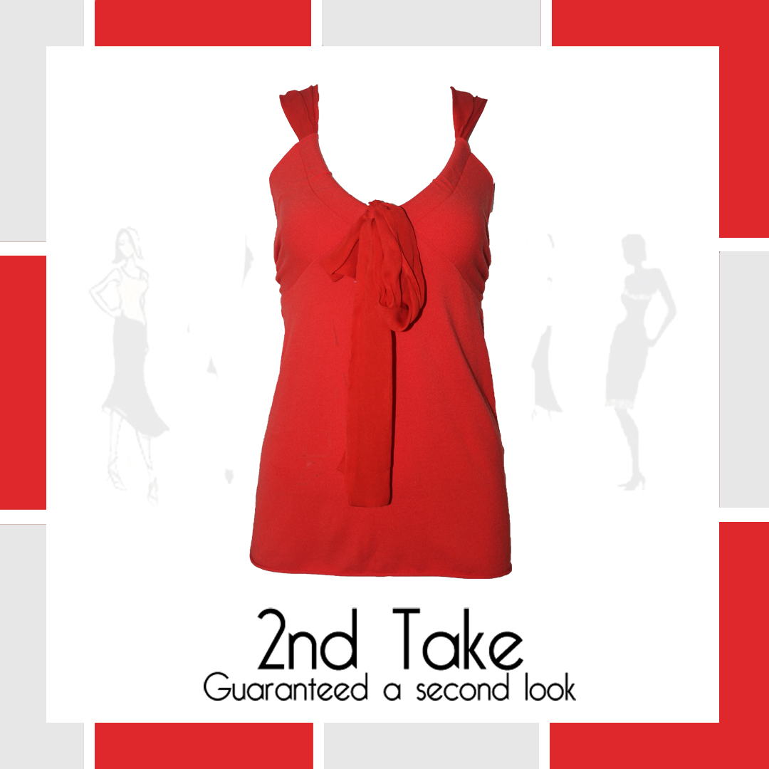 Gorgeous Valentino tops at best prices at 2nd Take - while stock lasts!