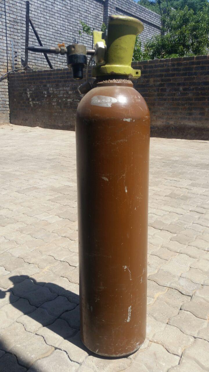 Helium Cylinder/Tank