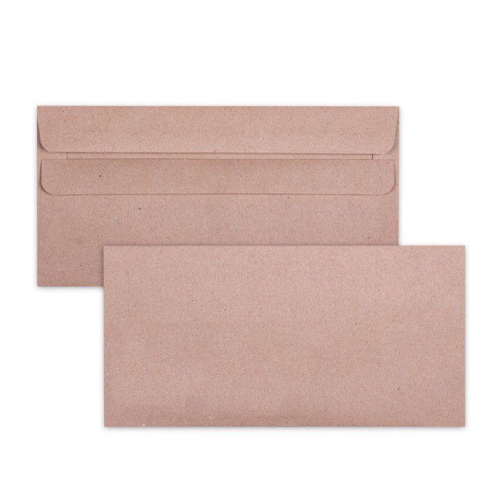LEO DLB Manilla Self Seal Envelopes (box of 500)