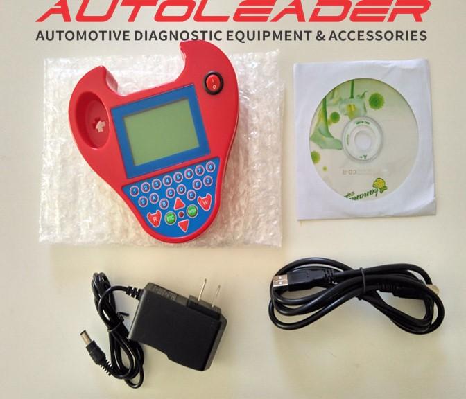 Mini ZedBull V508 Smart Zed-Bull Key Transponder Programmer