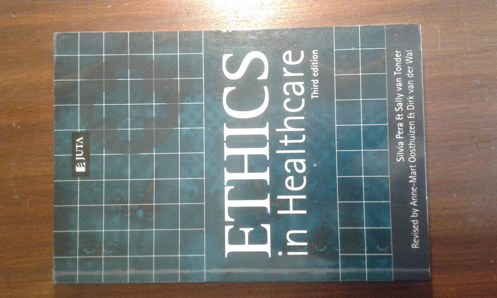 Ethics in Healthcare textbook for sale
