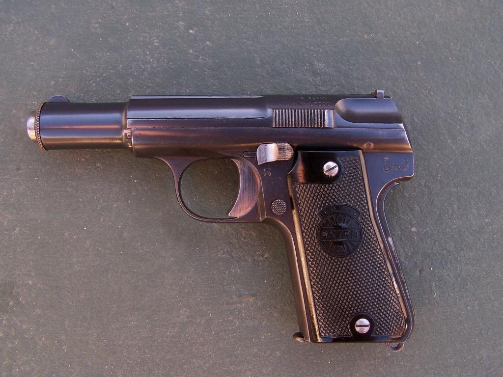 Rare 1947 Astra 3000 7,65mm