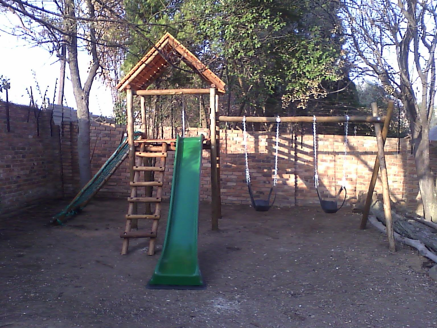 New jungle gym R5800.00 free delivery and installation