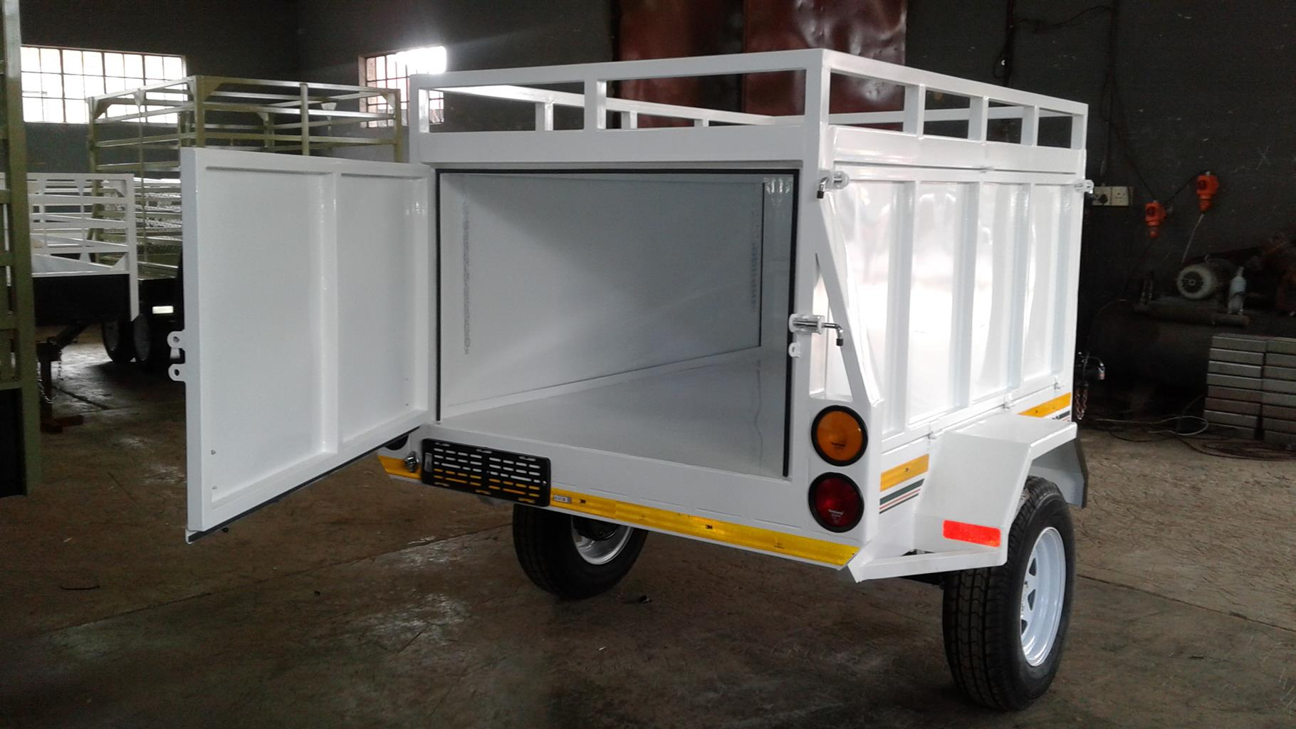 FLEETCO SPEC BOX TRAILERS ON ORDER ONLY TO BE BUILD
