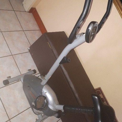 Endurance burner exercise Bike