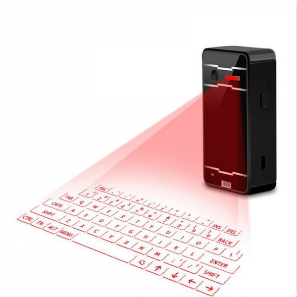 Bluetooth Virtual Laser Keyboard and Mouse