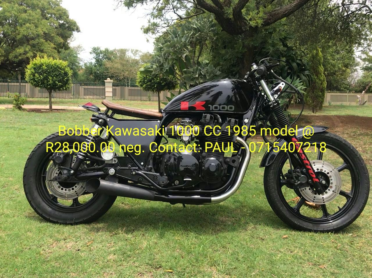 1985 Kawasaki Z1000 | Junk Mail