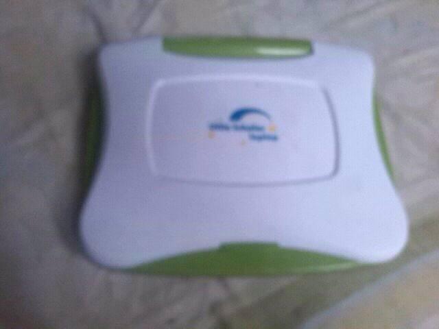 Kiddies educational laptop for sale