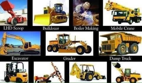 EXCAVATOR MACHINERY TRAINING.DUMP TRUCK.BOBCAT.CRANES.SUPPER-LINK TRUCK.FORKLIFT TRAINING#0795760144