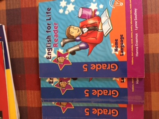 English for Life Reader Grade 5 Home Language