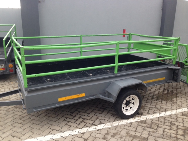 3m Furniture Trailer for Hire - Strand