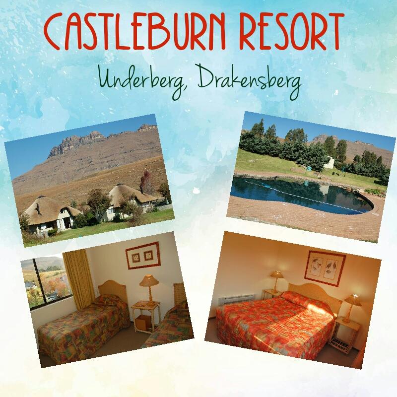 Castleburn, Bergs (6 - 9 July ~ School Holiday Weekend)