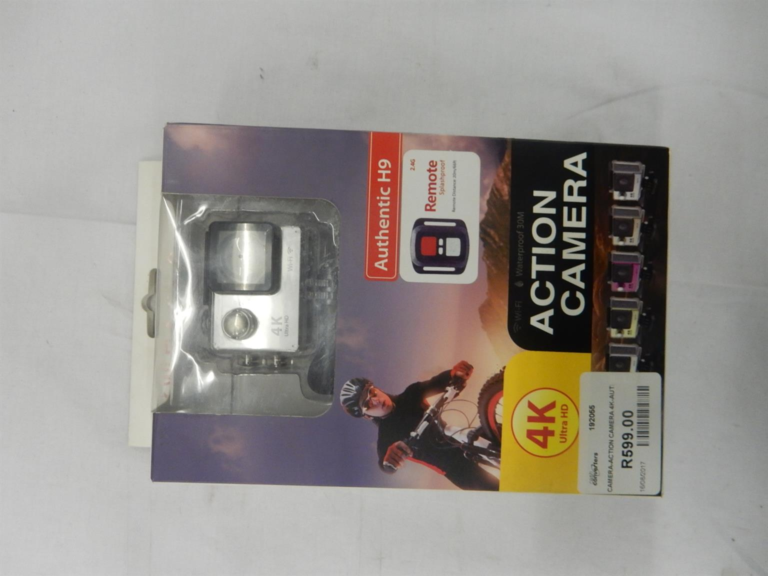 Brand new Authentic H9 Action Camera