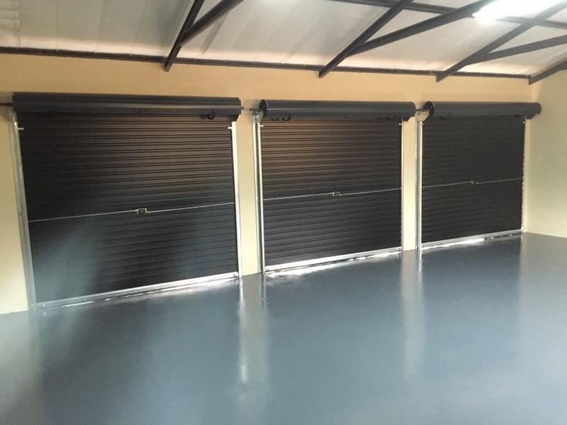 Supply and Installation of Garage Doors in Bryanston
