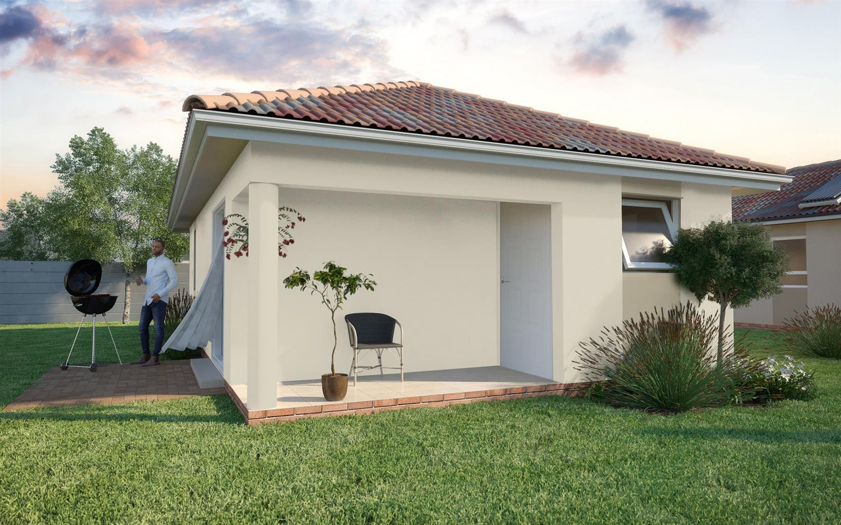 Affordable freestanding Homes for sale in Azaadville Gardens!