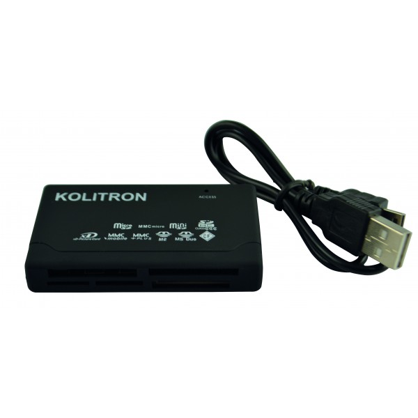 KOLITRON ALL-IN-1 CARD READER