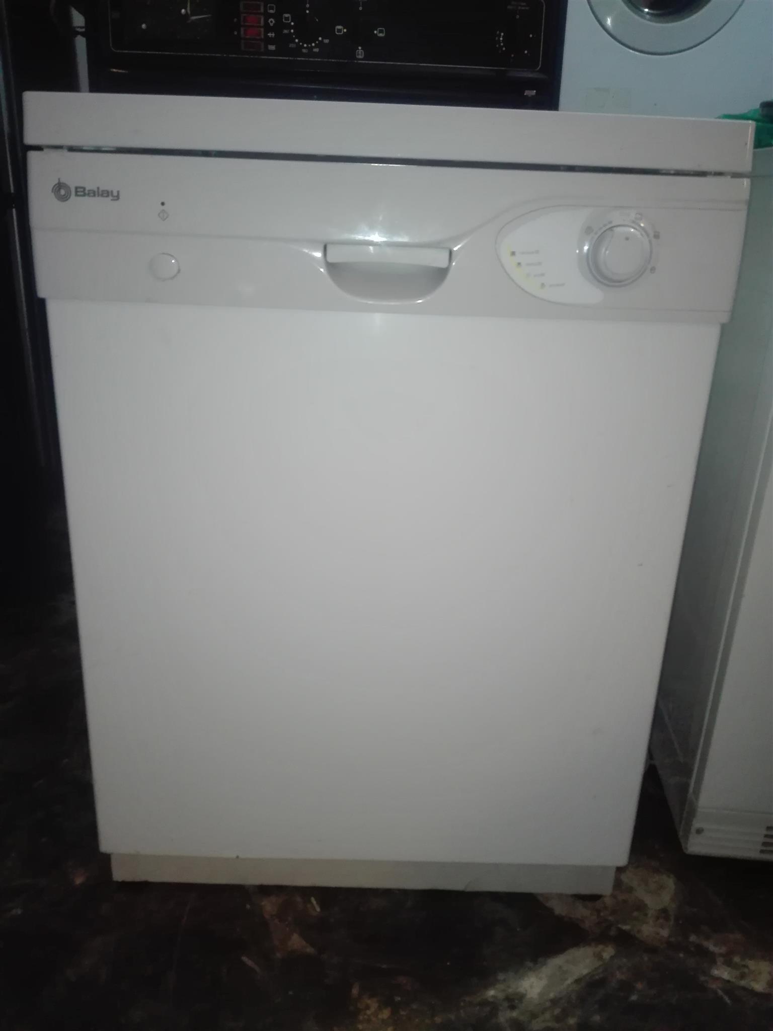 Balay dishwasher