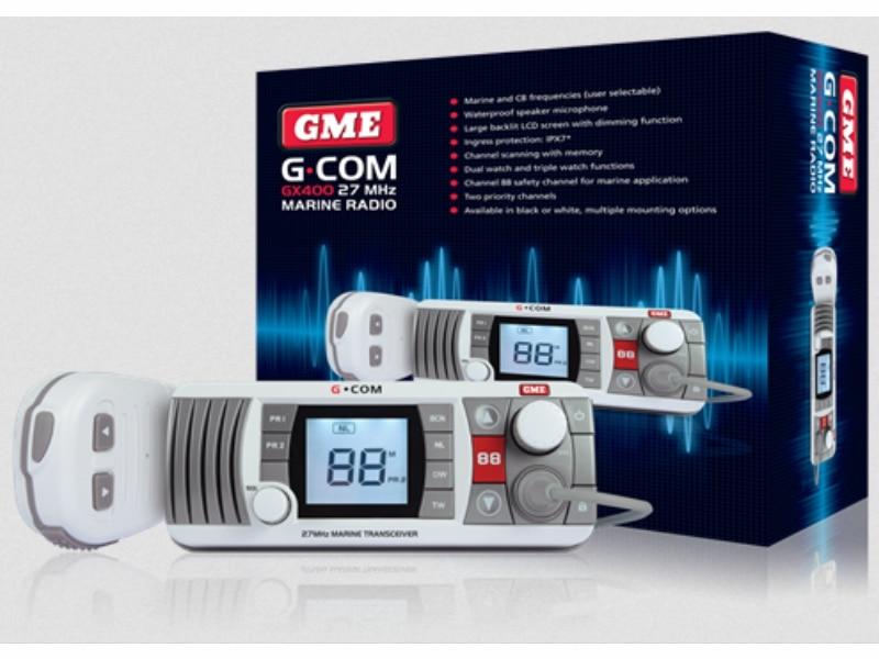 GME GX400 WATERPROOF TRANSCEIVER