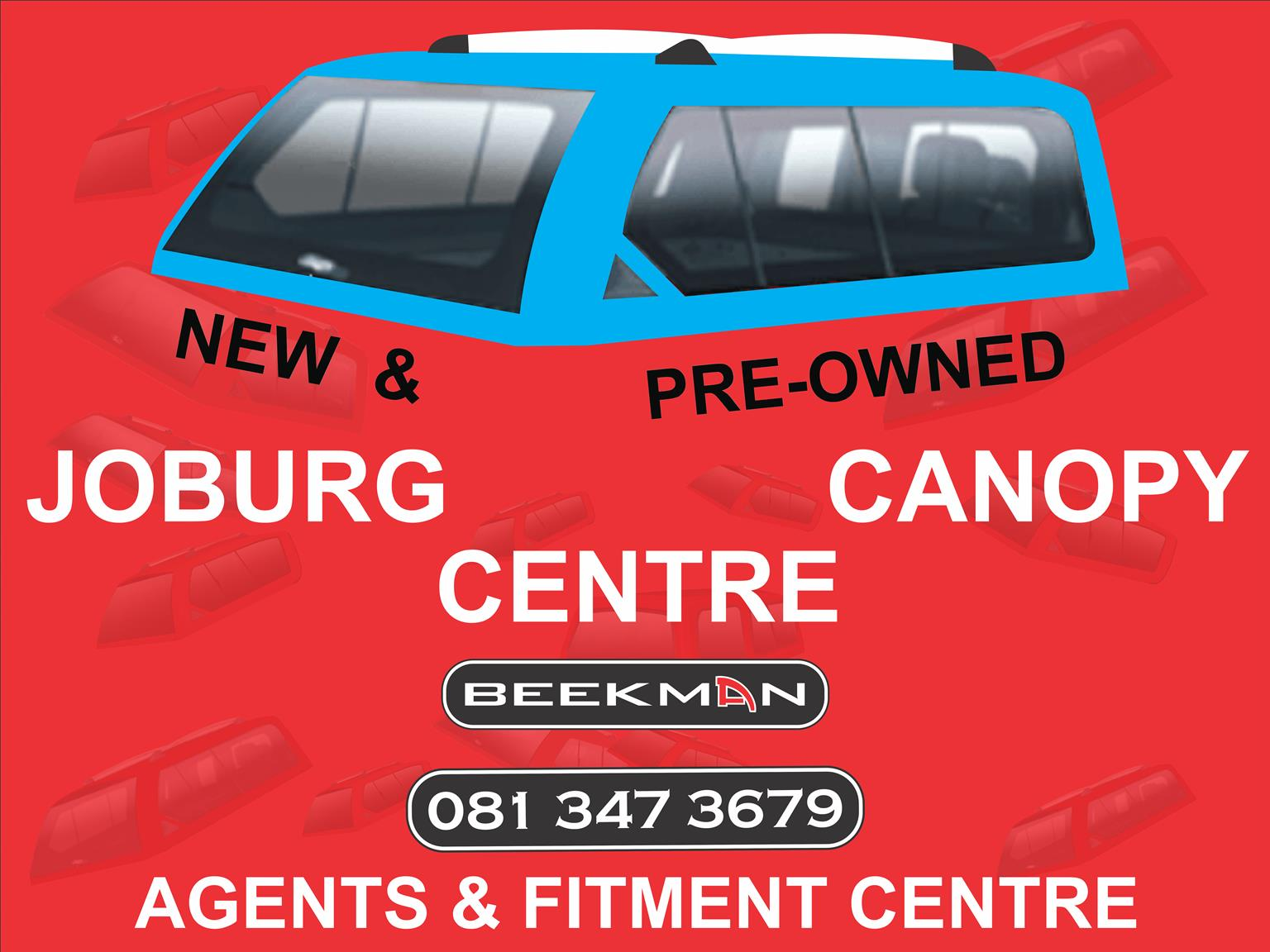canopy new ford ranger t6 t7 dc beekman executive