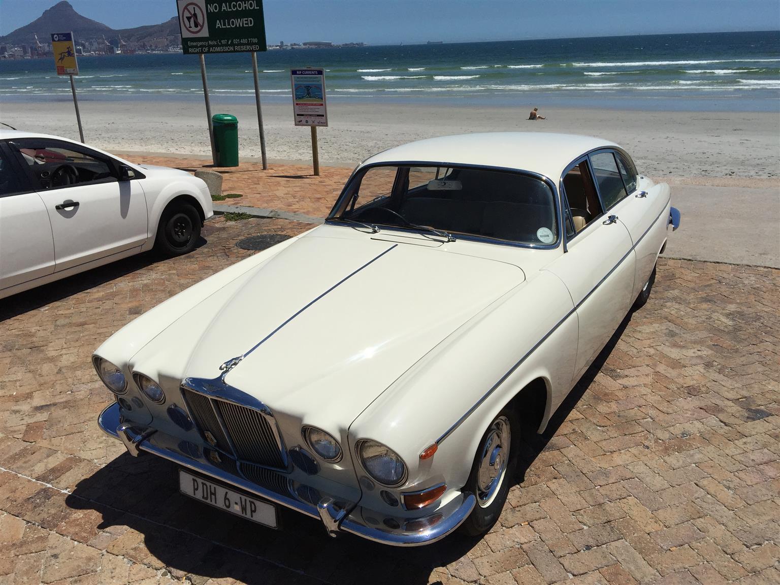 Jaguar 420 G 1968 good condition