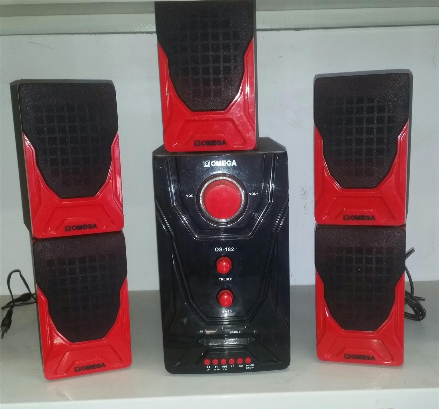 Omega Sound System