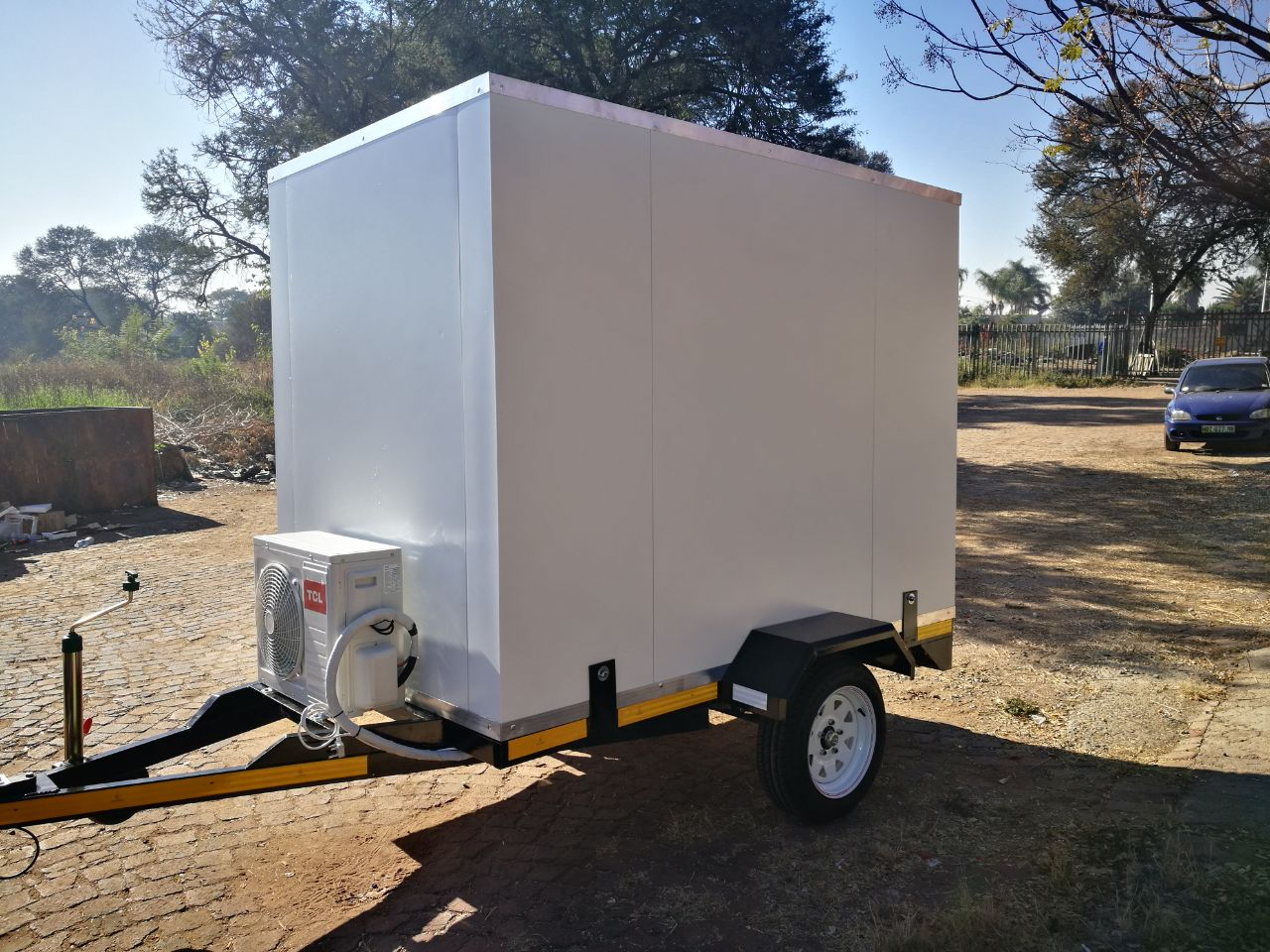 Mobile Coldrooms and Freezers from R26500