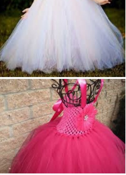 Girls tutu skirts and dresses